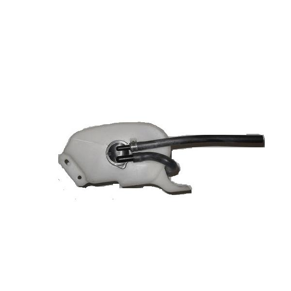 مجموعه مخزن آب رادیاتور چانگان CS35