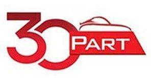30part فروشگاه اینترنتی قطعات یدکی خودرو